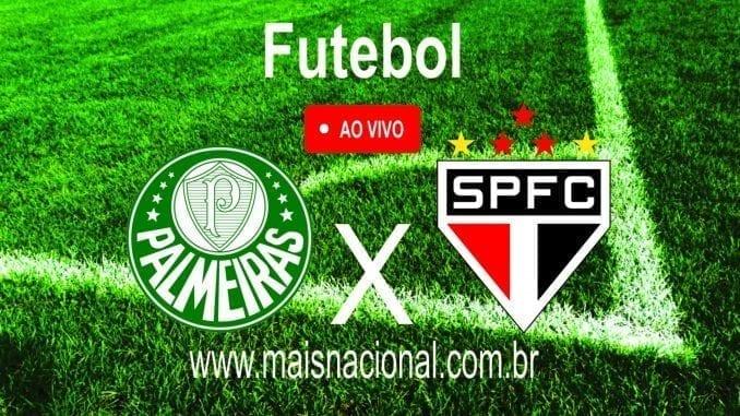Assistir Palmeiras X Sao Paulo Ao Vivo Online Sabado 10 10 Campeonato Brasileiro Serie A 2020 Mais Nacional