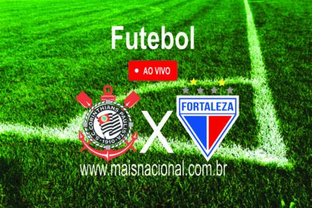 Assistir Corinthians X Fortaleza Ao Vivo Online Campeonato Brasileiro Serie A Quarta 26 08 Mais Nacional
