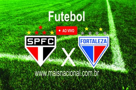 Assistir Sao Paulo X Fortaleza Ao Vivo Online Campeonato Brasileiro Serie A Quinta 13 08 Mais Nacional